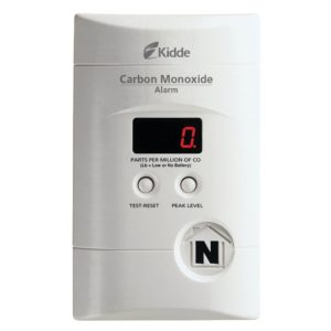 carbon monoxide dectectors to keep your family safe