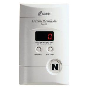 carbon monoxide dectectors to keep your family safe