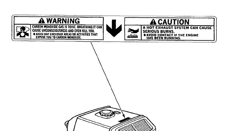 Need bi-lingual carbon monoxide safety warning labels