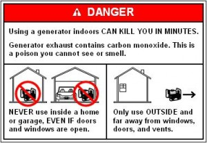 It is time that Big Box Retailers stop selling high emitting portable generators.